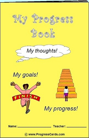 Free Progress Book